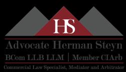 Advocate Herman Steyn
